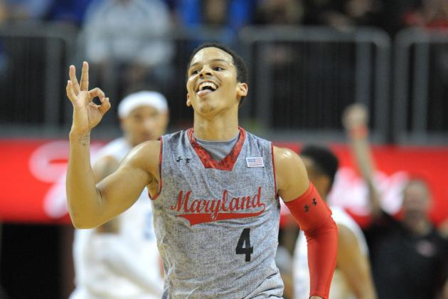 Maryland Basketball Freshman Forged Bond Before Getting to College Park
