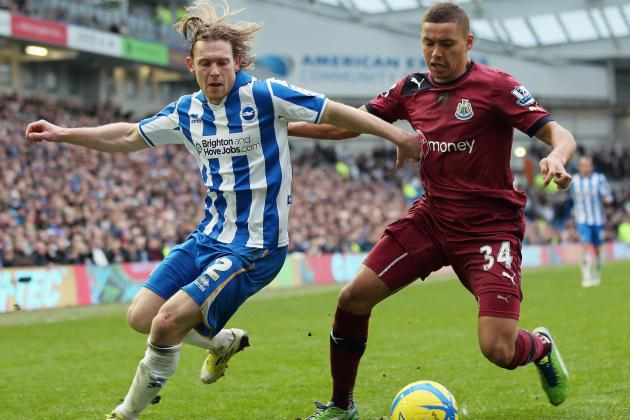 Brighton 2-0 Newcastle: Magpies Stunned