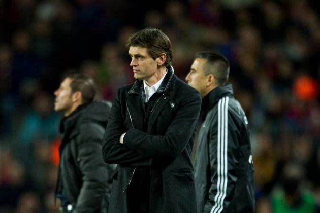 Barcelona Coach Tito Vilanova Set for Return to Dugout Since Cancer Surgery