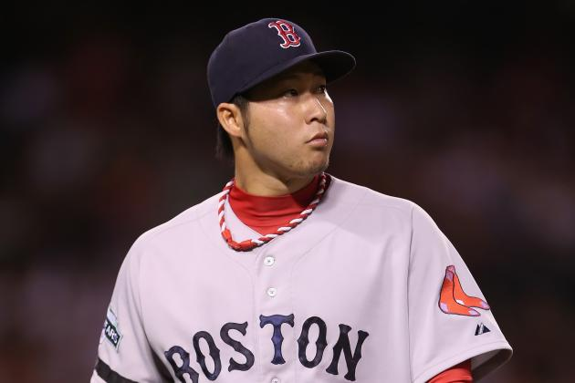 Junichi Tazawa Could Be the Boston Red Sox's Closer of the Future