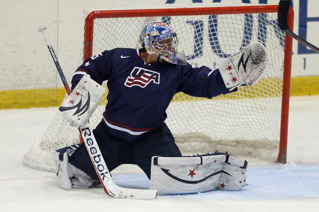 USA Defeats Sweden 3-1 to Win Gold Medal at 2013 IIHF World Junior Championships