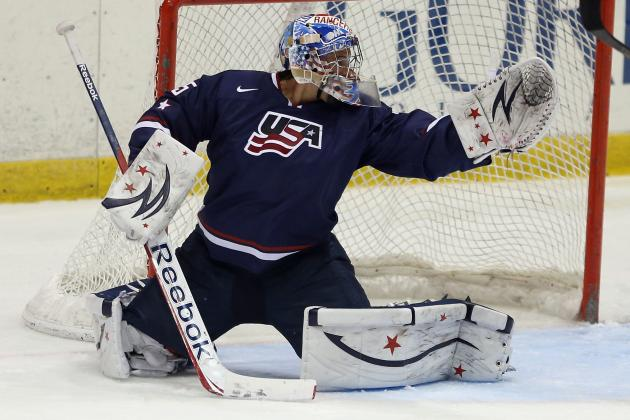 World Junior Hockey Championships: Team USA Takes Down Sweden 3-1