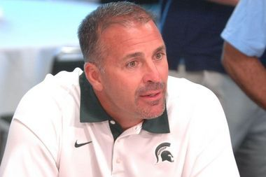 Michigan St. Defensive Coordinator Pat Narduzzi Squashes SoCal Rumors