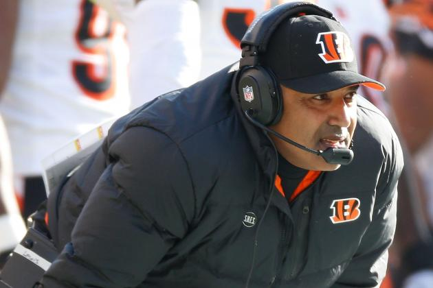 Marvin Lewis: Making Playoffs Not Enough