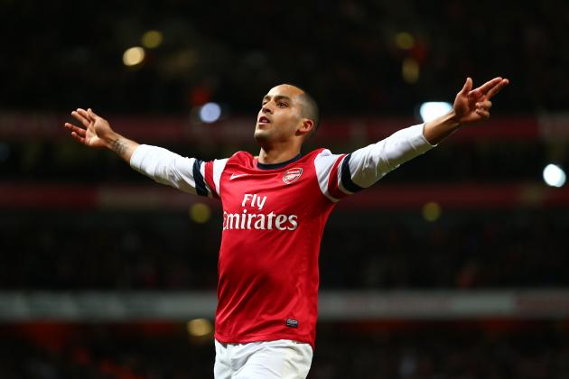 Arsenal Transfer News: Gunners Must Lock Up Theo Walcott with Long-Term Deal