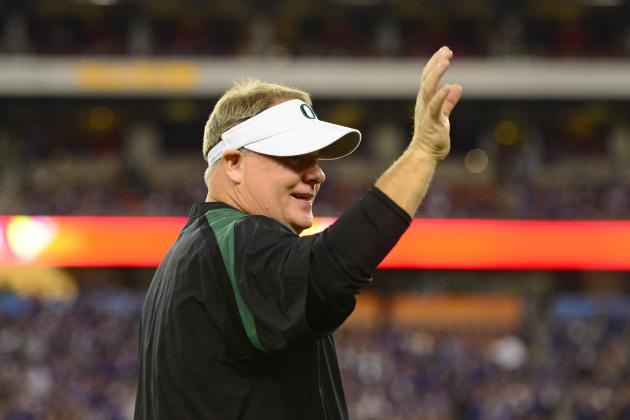 Chip Kelly: Buffalo Bills Best Potential Destination for Oregon Head Coach