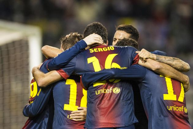 Barcelona vs. Espanyol: La Liga as It Happened