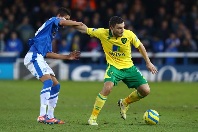 Norwich's Robert Snodgrass Leads Way in Easy Cup Win at Peterborough