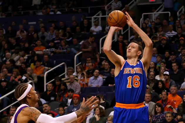 Are the Knicks over-Relying on 3-Pointers?