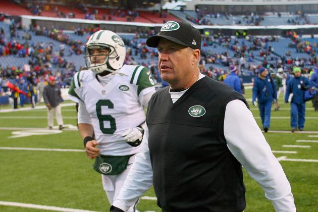 Rex Ryan Tattoo: Coach's Mark Sanchez-Themed Ink Candidate for Tattoo Nightmares