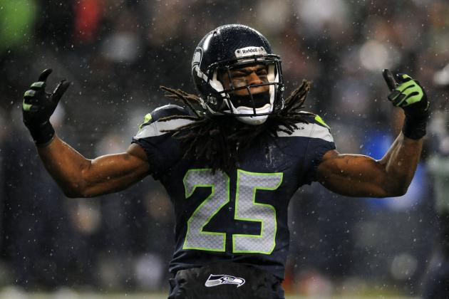 Richard Sherman Compares Himself to Jesus
