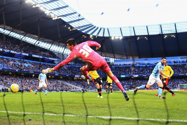 Manchester City: Rating Sky Blues in FA Cup Fixture with Watford