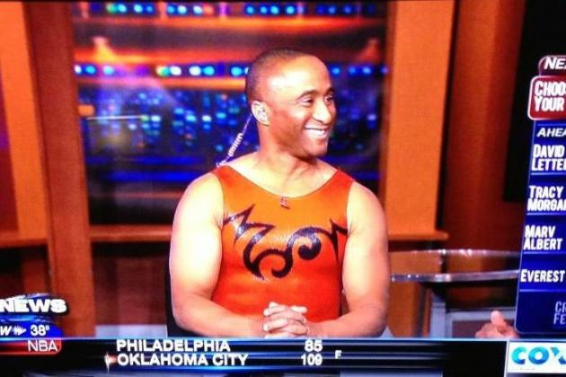 Wizards Loss Prompts WUSA Sports Anchor to Disrobe