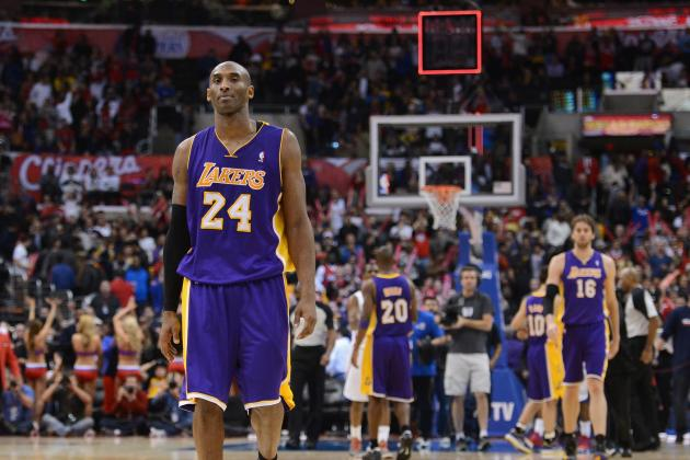 Why Kobe Bryant's Success Is Killing the Lakers and Proving His Critics Right