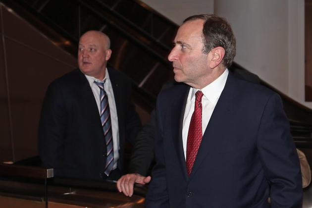 NHL, Union Resume Face-to-Face Mediation Talks