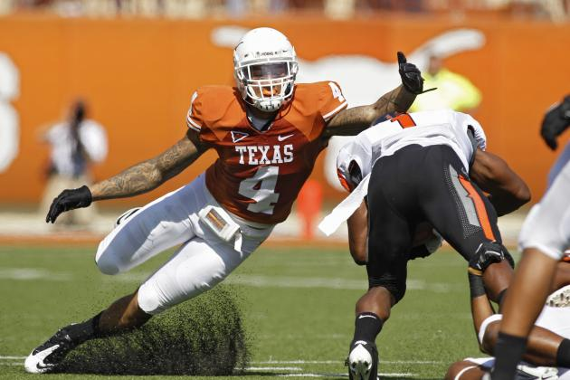 Replacing Vaccaro Won't Be Easy for Texas