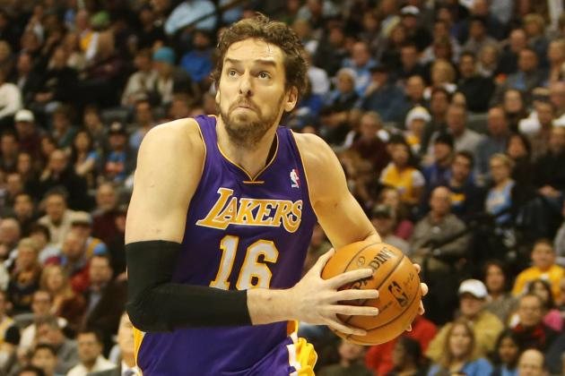 After Benching, Gasol Says He Won't Seek Trade