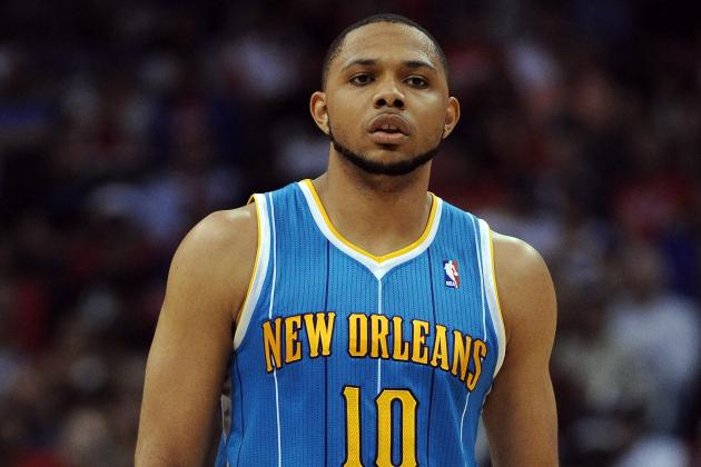 Hornets Guard Eric Gordon Will Reportedly Make First Start of Season vs. Mavs