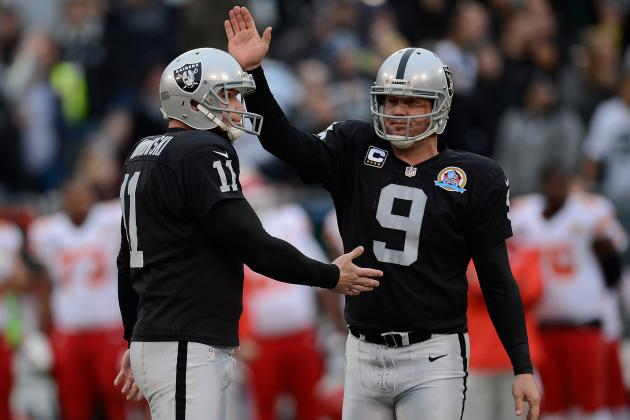Shane Lechler Has Likely Punted His Last Ball as an Oakland Raider
