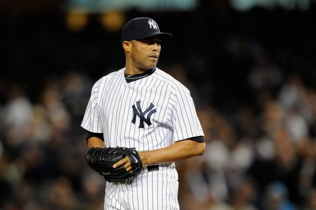 Mariano Rivera to Start Throwing Soon, Knee Feels '95 Percent'