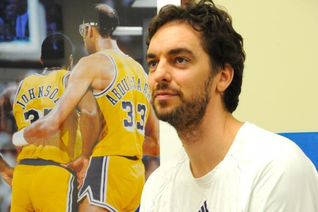 Lakers News: Pau Gasol Will Regret Not Requesting Trade from Los Angeles