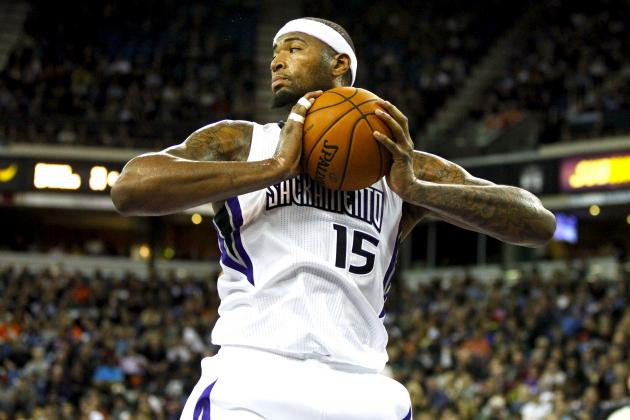 NBA Rumors: Boston Celtics Should Go All-in for DeMarcus Cousins