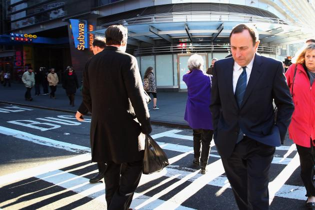 NHL Lockout: Tentative Deal Has Been Reached