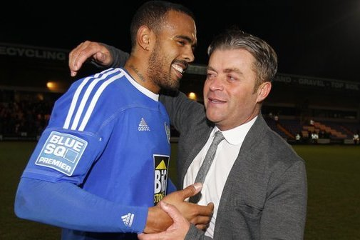 Macclesfield Boss Wants Liverpool