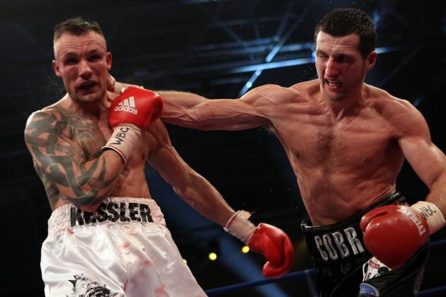 Carl Froch Will Vacate IBF Title, If Needed, for Kessler