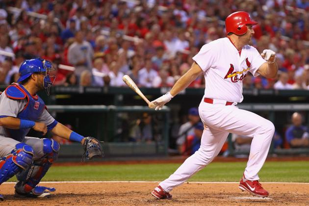 Texas Rangers Reportedly Sign Free Agent Lance Berkman