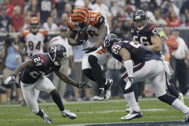 ESPN Gamecast: Cincinnati vs Houston