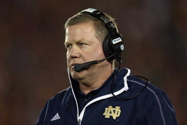 Notre Dame Football: What Strong Recruiting Class Means for Program's Future