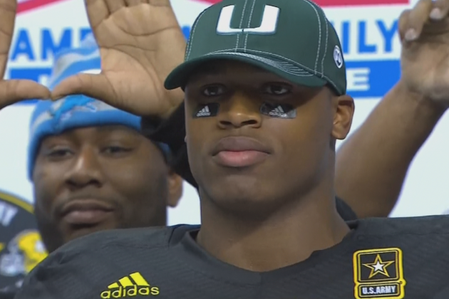 Alquadin Muhammad Snubs Notre Dame and Alabama: 4-Star DE Right to Pick Miami?