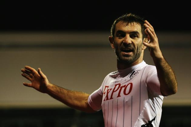 Fulham Boss Martin Jol Hailed Giorgos Karagounis After His FA Cup Equaliser