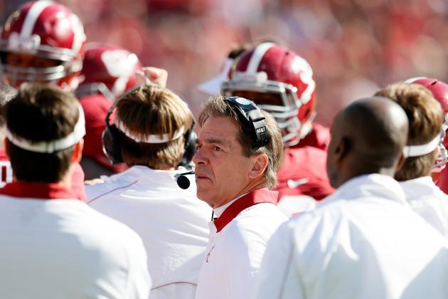 Saban: Alabama Players Must Put Aside 'Clutter'