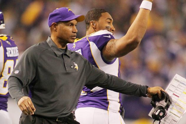 No Talks Yet Between Frazier, Vikings