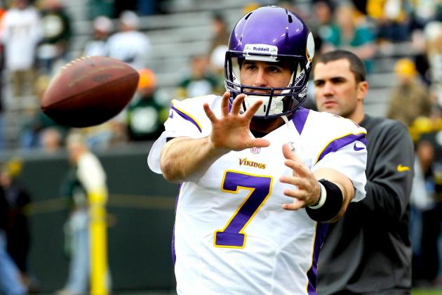 Without Injured Christian Ponder, Packers Pound Vikings 24-10
