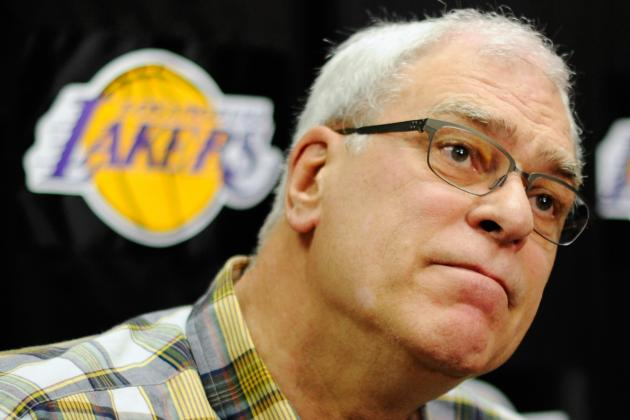 Phil Jackson Engaged: Proposal Is Sign Zen Master Content Staying off Sidelines