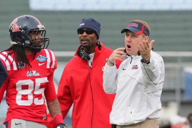 Compass Bowl Win Caps Great First Year for Hugh Freeze at Ole Miss
