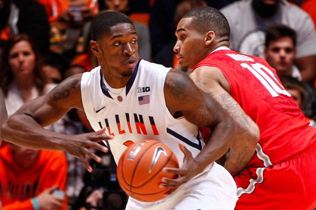No. 11 Illinois Blows out No. 8 Ohio State at Home