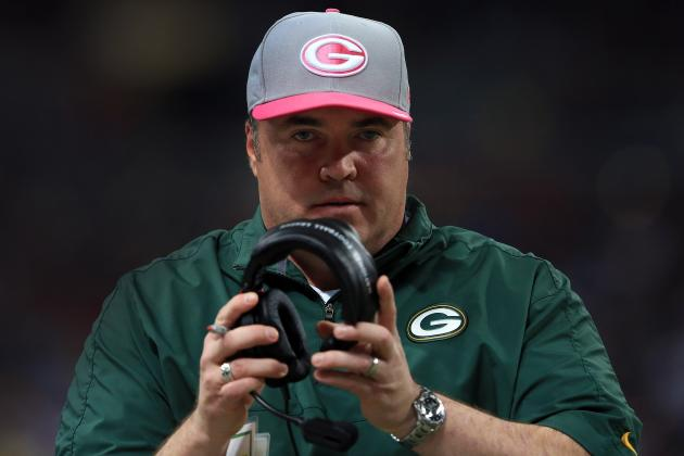 Mike McCarthy Has Learned from Recent Playoff Runs