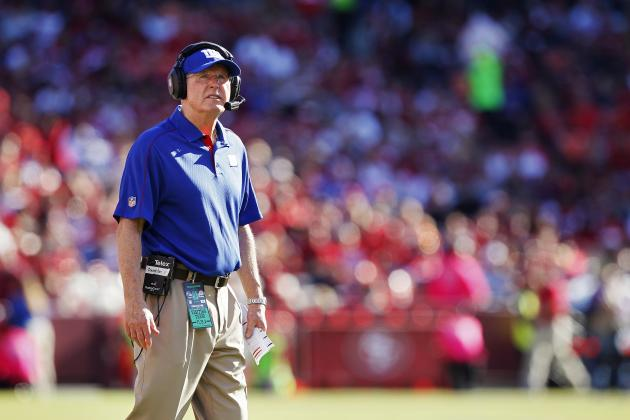 Why Tom Coughlin's 'Build the Bridge' Motto Did Not Motivate New York Giants