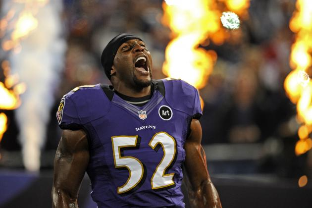 Ray Lewis: Passion and Intensity Attempted to Define the Baltimore Ravens Star