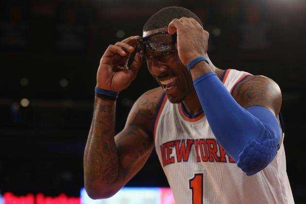 Stoudemire Says He Meant No Harm to D'Antoni with 'Defense' Comments