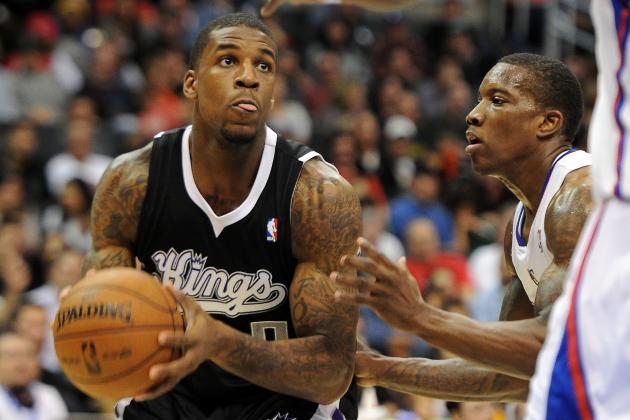 A Turning Point for Sacramento Kings Rookie Thomas Robinson?