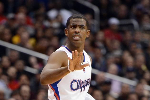 Chris Paul and L.A. Clippers Better off as the Underdogs