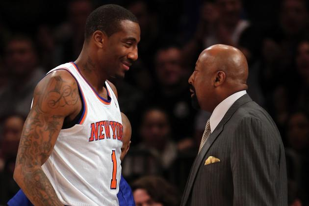 How Mike Woodson Can Transform Amar'e Stoudemire into a Defensive Presence