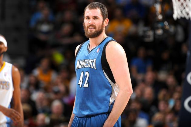 Kevin Love Injury: Updates on Timberwolves Star's Finger