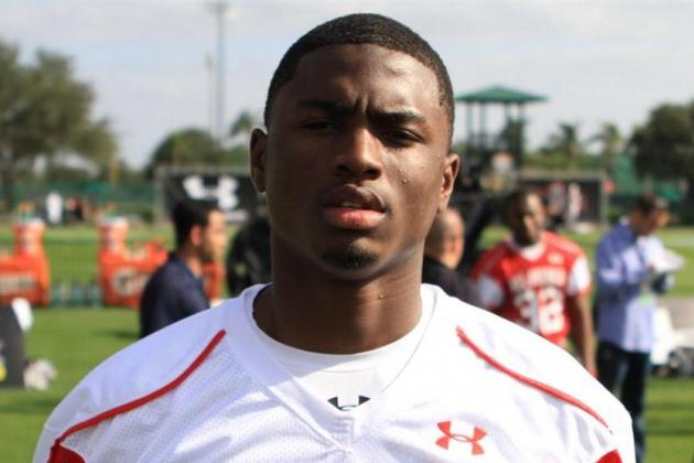 Laquon Treadwell to Ole Miss: Rebels Land 5-Star WR