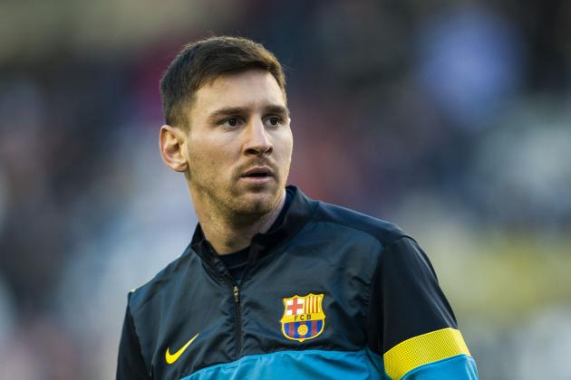 Ballon D'Or 2012: Snubbing Lionel Messi Would Be Travesty